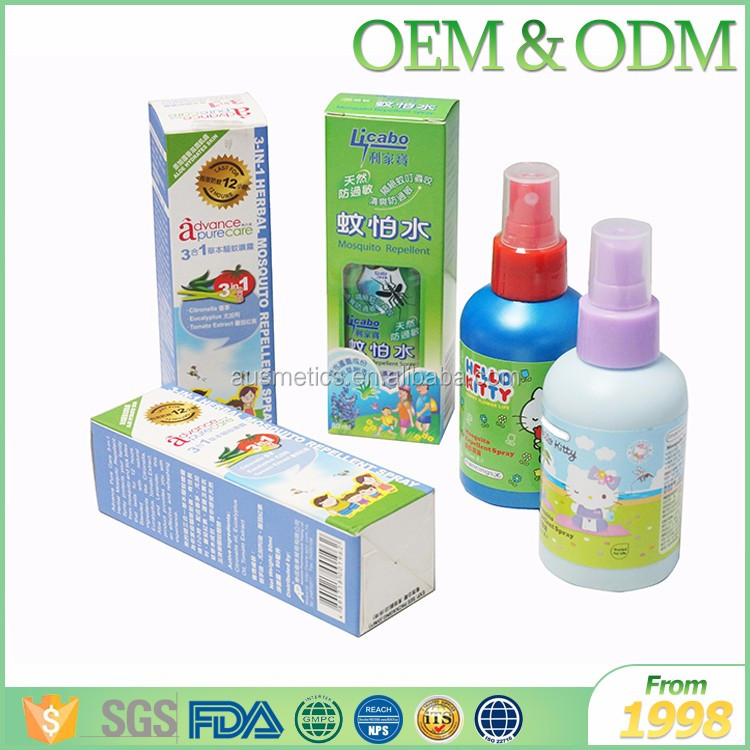 Summer outdoor portable mosquito repellent mist hot selling mosquito repellent spray mist