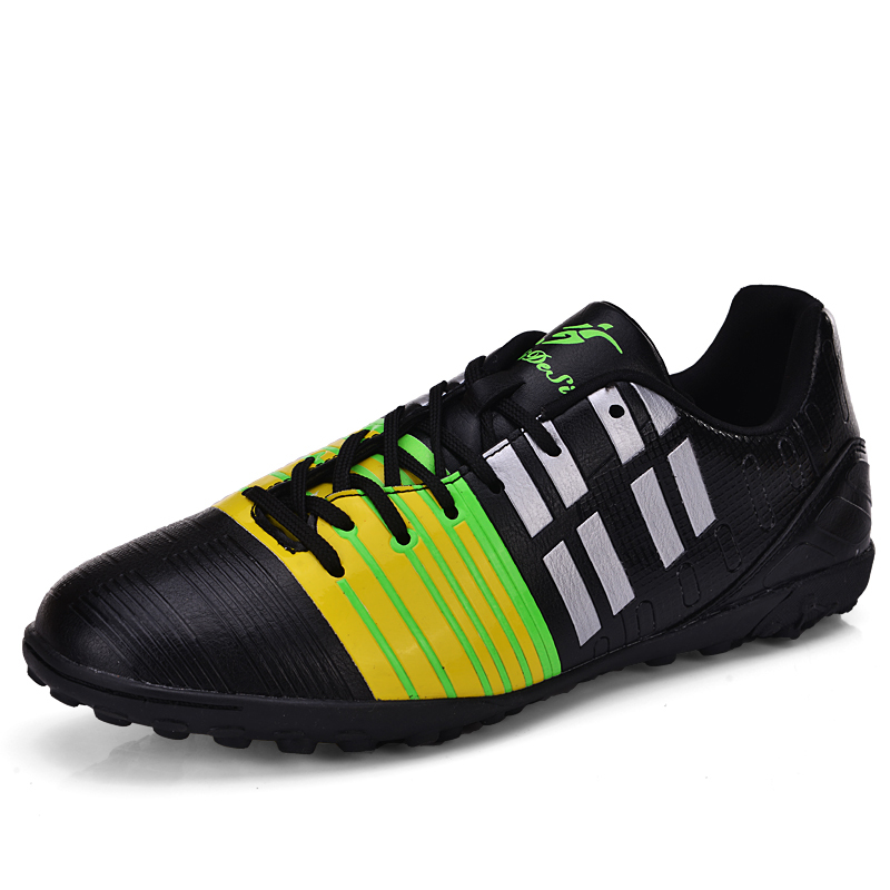 6dadd50632e Get Quotations · another surprise to you excellent chuteira futebol rubber  indoor soccer shoes for men soccer boots suitable