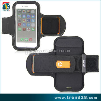 china supplier gym running sports armband case for iphone 6 4.7 inch