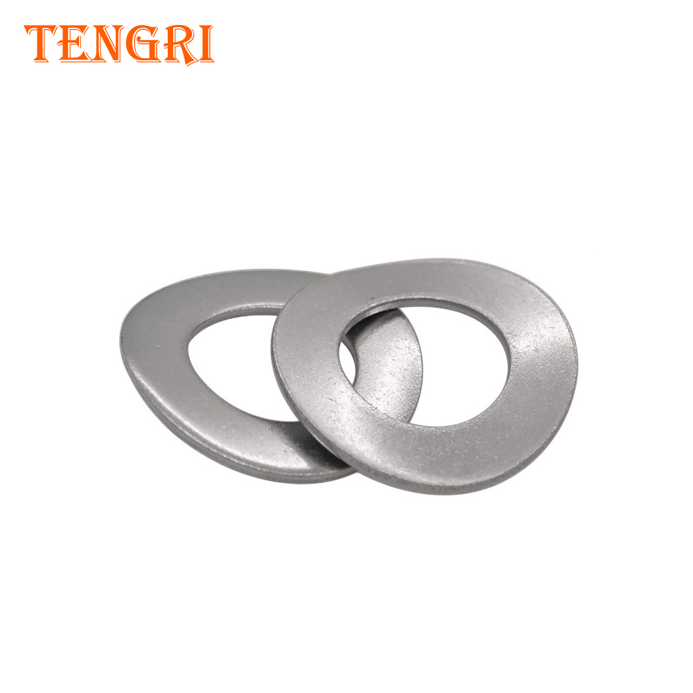 Customize DIN137 stainless steel wave spring washer