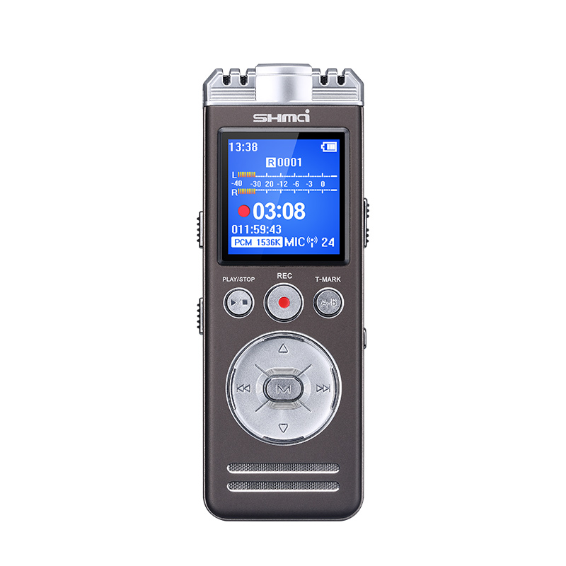 WAV MP3 noise-free high-end voice memo digital voice recorder pro