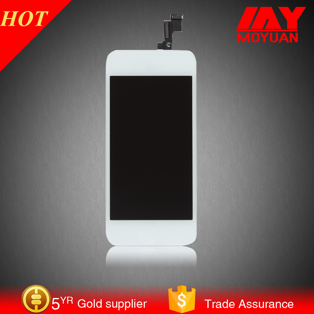 top quality less cost Low price China mobile lcd for iphone 5s lcd screen, for lcd iphone 5s