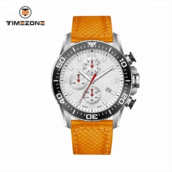 Top sellers 2019 for amazon quartz japan chronograph movement sports watches