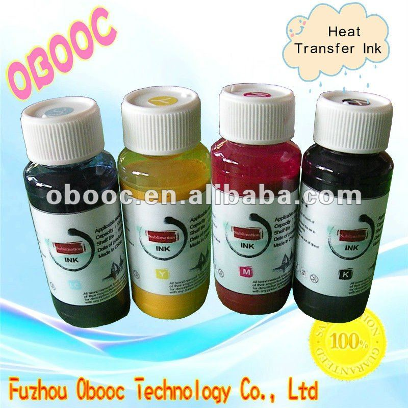 Factory Direct Supply Heat Transfer Ink/Sublimation Ink For Cotton Fabric