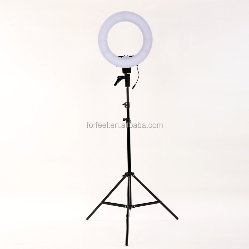 "Photography Equipment Photo Studio 18"" Ring Light LED Video Light Lamp Digital Photographic 75W 5500K with 480 LED Lights"