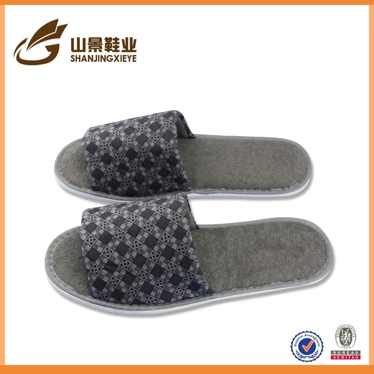 indoor winter slippers guesthouse shoes washable foot shoe slipper soccer slipper
