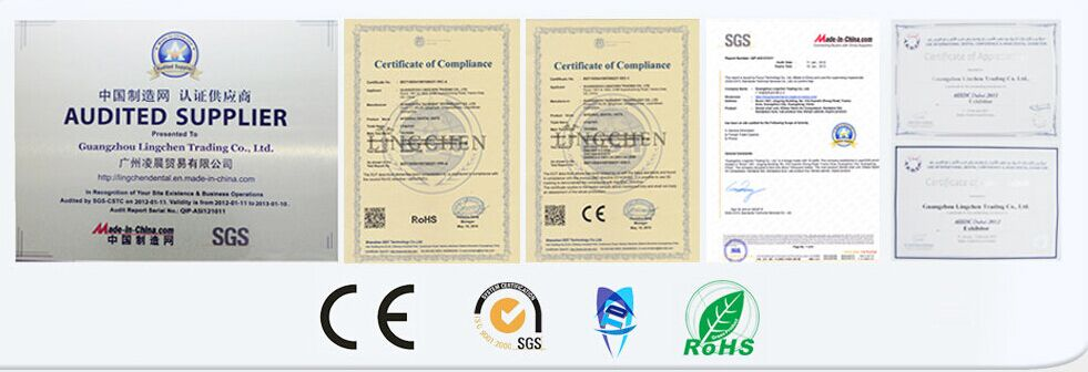 China Dental Equipment Good Quality Chair Price List With CE ISO Approved