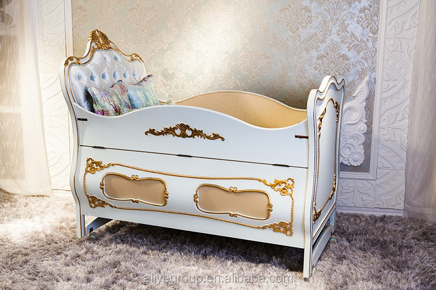 Wy104-wholesale Baby Cots Designs Unique Baby Cribs/wooden Baby Bed - Buy  Baby Cot Bed,Luxury Beautiful Bed,Children Beds Furniture Product on ...