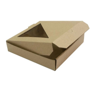 custom printed paper pizza box reusable pizza box with window