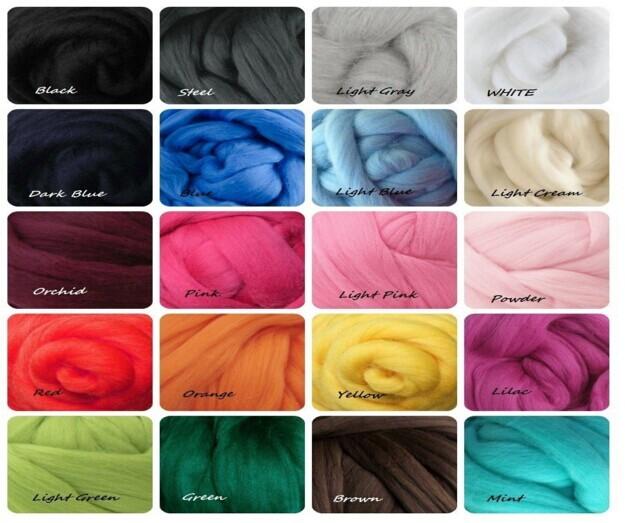 Wholesale High Quality Australian Merino Wool Yarn 100 Wool Chunky