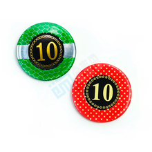 Best Clay Cheap Plastic Authentic Casino Poker Chips