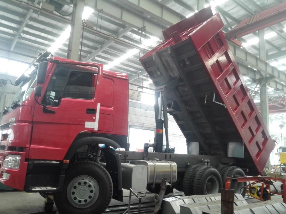 FOTON 10T Light Tipper Dump Trucks For Sale, High Quality