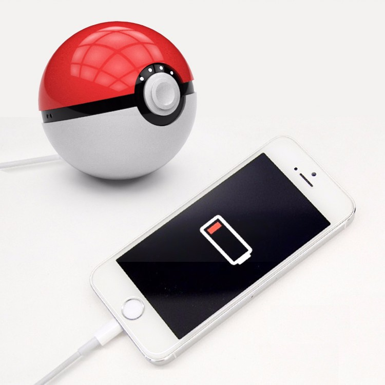 Portable External Power Bank Backup Battery Charger 6000mah Pikachu Power Bank For Samsung iPhone