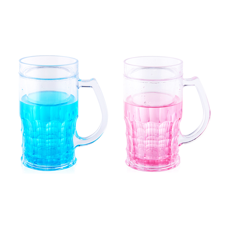 High Quality Wholesale Bpa Free Freezer Mug With Gel For Beer