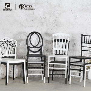 China cheap types of bridal wedding chairs for sale