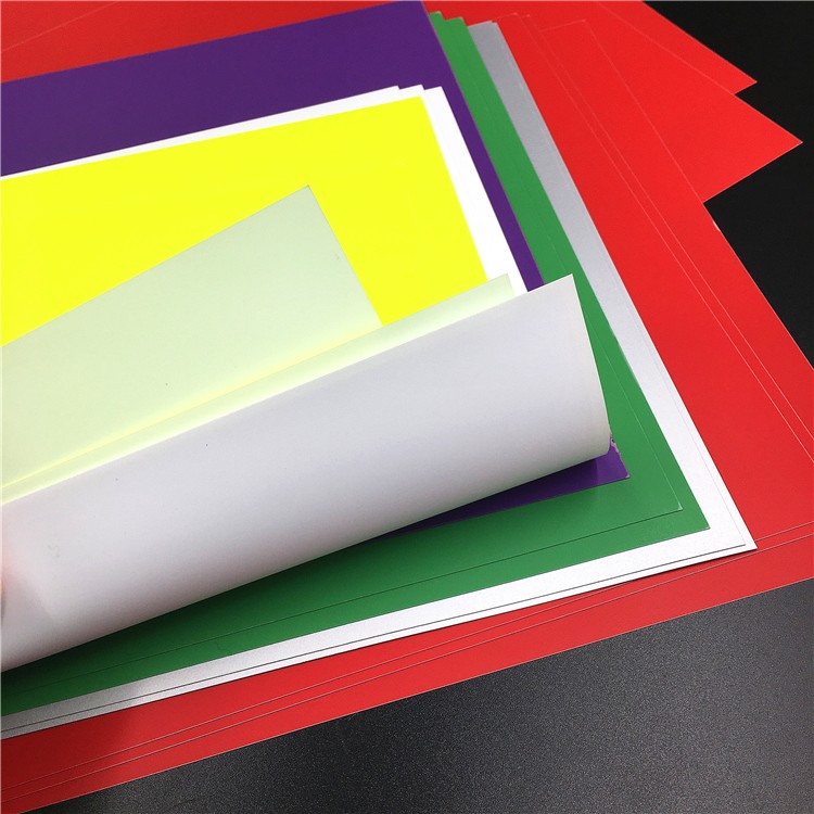 Heat transfer film Cotton/Polyester blends vinyl thermo film for numbers