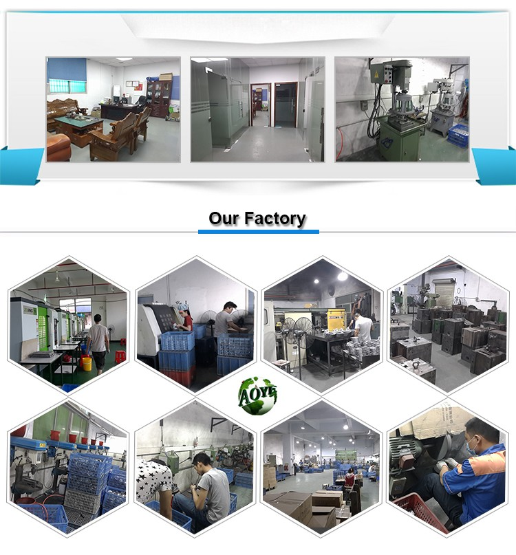 China Manufacturer Wholesale oem precision cast iron die casting