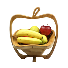 <span class=keywords><strong>Lege</strong></span> Folding Bamboe Houten <span class=keywords><strong>Fruitmand</strong></span>