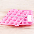 New Arrival Muffin tray Candy Jelly fondant Cake chocolate Mold Ice Moulds Silicone Candy Molds