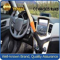 Anti-theft and self-defense car steering wheel lock