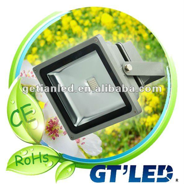 Hot sale 30w led flood light for commercial/industrial/football playground lighting
