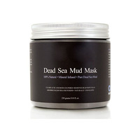 Organic herbal pure body naturals deep magnetic dead sea mud mask