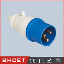 CET-013L 16A/32A commando socket 3 phase industrial socket