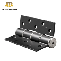 Adjustable Aluminum Sliding Closer Hydraulic Buffer Hinge Automatic Slow Self Closing Door Hinges