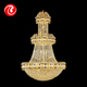 China factory promotional hanging Modern Italian Fancy crystal Pendant lamp