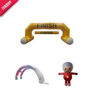 Archway Race Customized Inflatable Characters With Custom Brand