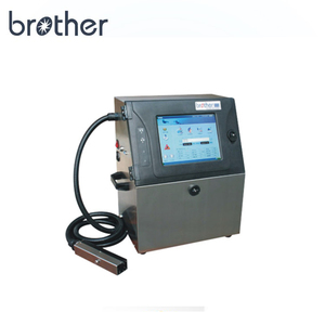 SOP800 Brother automatic waterproof industrial pvc pipe code ink jet printer printing machine