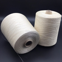 100% spun silk yarn cheapest price in original white with highest quality