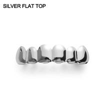 Золотые зубные грили в стиле хип-хоп, 1 шт., 2020(Китай)