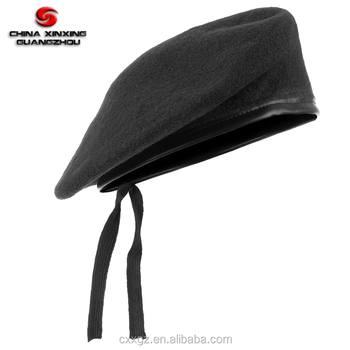 whole sale military army berets all colors can customize beret