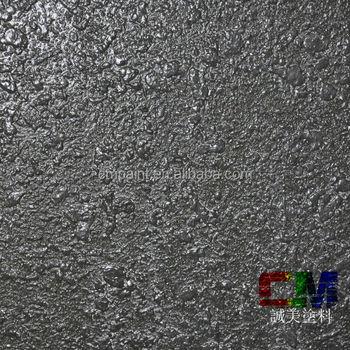Exterior Texture Spray Metallic Texture Paint Decorative Coating