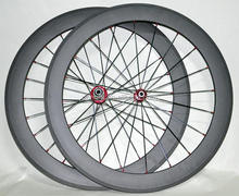 Dengfu road carbon wheelset, telaio carbonio, 50mm clincher carbon wheels no brand
