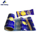 custom plastic ice cream bar wrappers three side seal ice cream plastic bag