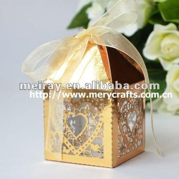 Hot Laser Cut Wedding Sweet Treat Box From Mery Crafts
