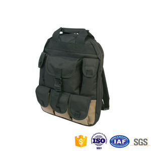 Heavy duty professional polyester cheap backpack tool bag