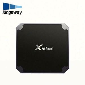 2018 Best Seller Android Voice Control X96 Mini Android Tv Box With Amlogic S905W 2G Ddr3 16Gb Emmc
