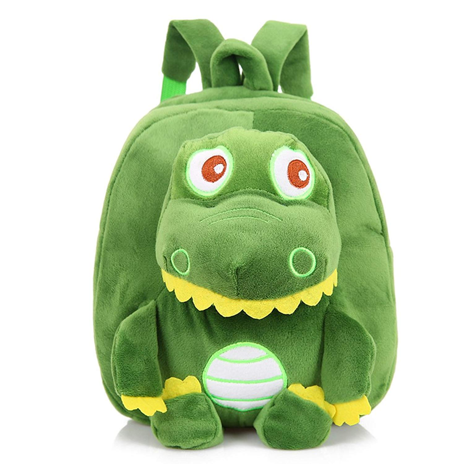 94d2d46b08 Get Quotations · Kids Dinosaur Backpack Preschool Toddler Backpack 3D Cute  Animal Children Backpacks for Boys Girls