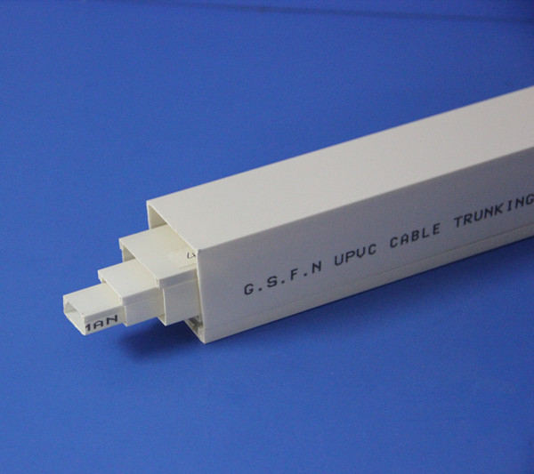 25x16mm size pvc cable trunking for wall