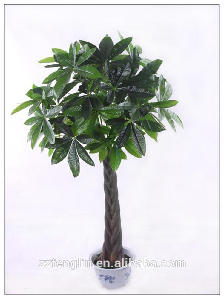1 6 M Artificial Money Tree Plant For Landscape Decoration