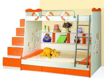 Letti A Castello Per Bambini Economici : Prezzo di fabbrica economici mdf colorati armadio mdf letto a