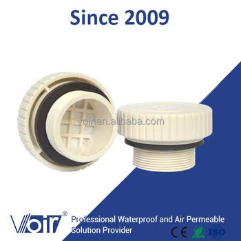 M40 Equipment Cabinet Waterproof Vent Screw In Vent Plug Outdoor Pressure  Vents
