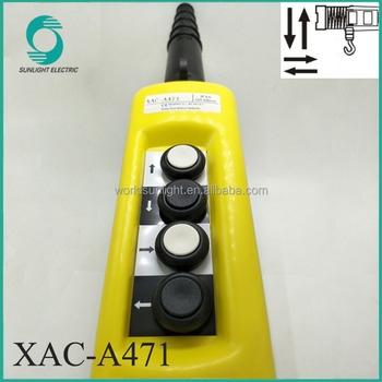 Xlb1 a471 xac a471 4 buttons waterproof pendant control station push xlb1 a471 xac a471 4 buttons waterproof pendant control station push button switch aloadofball Gallery