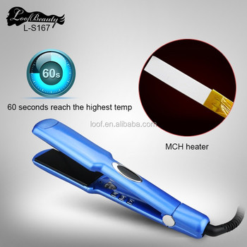 dual voltage flat iron cheap flat irons portable hair straightener