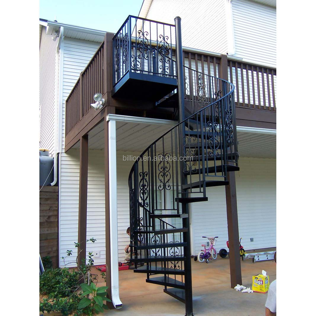 Used Outdoor Metal Spiral Stairs Wholesale, Stairs Suppliers - Alibaba