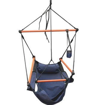 Etonnant 600D Oxford The Original Air Chair Hanging Hammock Swing With Footrest