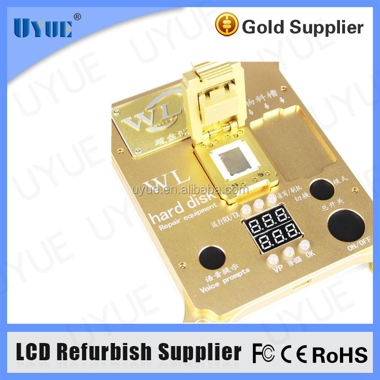 New PCIE Chips Hard Disk Test Stand for iPhone6S 6SP NAND Flash Programmer Expansion HDD Repair Instrument Tools